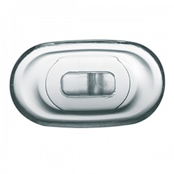 """NASELLI ESPRIT® (PVC) F&W - """"SLIM"""" 1,5 MM - OVALI 11,0 mm A PRESSIONE"""