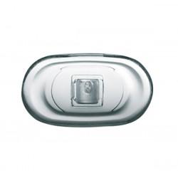 """NASELLI ESPRIT® (PVC) F&W - """"SLIM"""" 1,5 MM - OVALI 11,0 mm A VITE"""