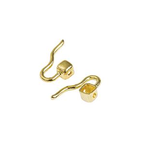 Gancini Gold da saldare su Occhiali in Metallo Attacco tipo RayBan®